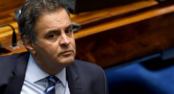 Ministro do STF abre novo inquérito contra Aécio Neves por lavagem de dinheiro