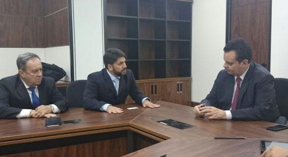 Em audiência com ministro Kassab, cooperativa de AL pede recursos para agricultura familiar