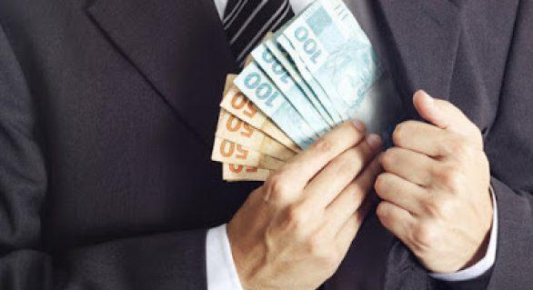 Brasil perdeu R$ 123 bilhões com corrupção, diz PF