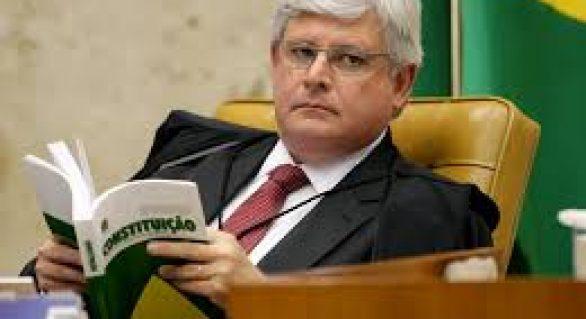 Janot denuncia Aécio Neves ao STF por corrupção e obstrução da Justiça