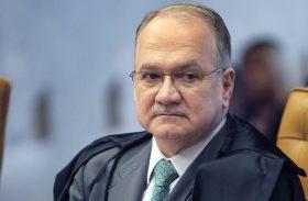 Plenário do STF decidirá se Fachin continua como relator da delação da JBS