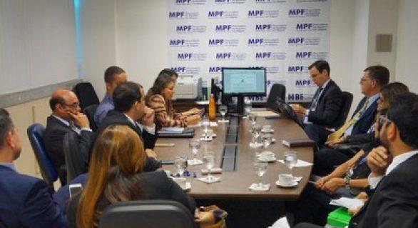 MPF/AL volta a debater solução para poluição de rio Mundaú e lagoas