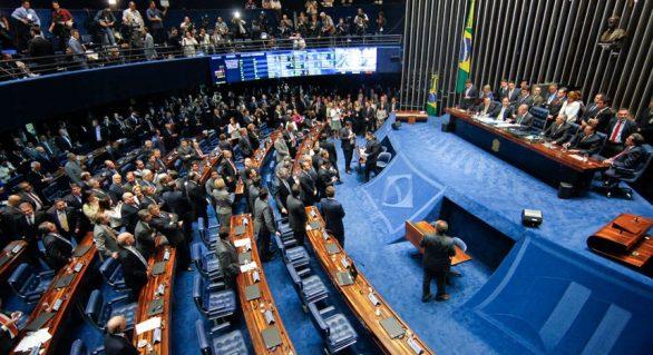 Comissão do Senado pode votar amanhã relatório da reforma trabalhista