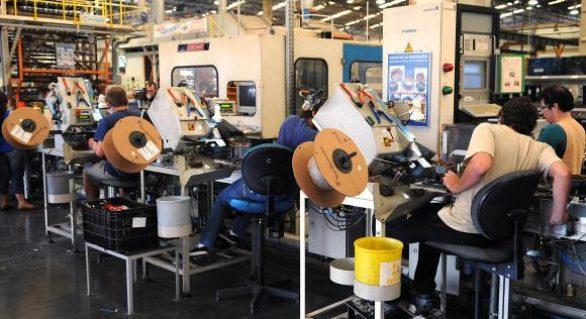 Produção industrial avança 0,6% no melhor abril desde 2013