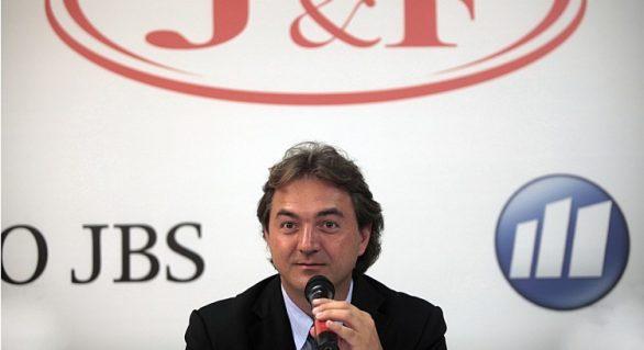 Empresário Joesley Batista depõe à Polícia Federal em inquérito de Temer