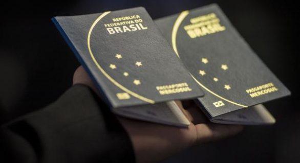 Governo vai pedir crédito extra de R$ 102 mi para retomar emissão do passaporte