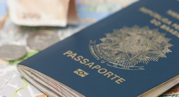 Polícia Federal suspende emissão de passaportes por tempo indeterminado