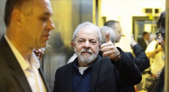 Defesa de Lula tenta suspender fala de Emílio Odebrecht ao juiz Sérgio Moro