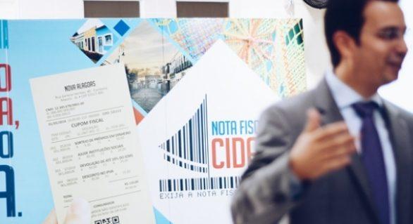 Nota Fiscal Cidadã comemora um ano e sorteia R$ 600 mil nesta sexta (21)