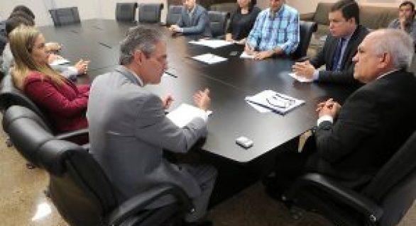 Presidente do TJ/AL discute construção do novo Fórum de Maceió
