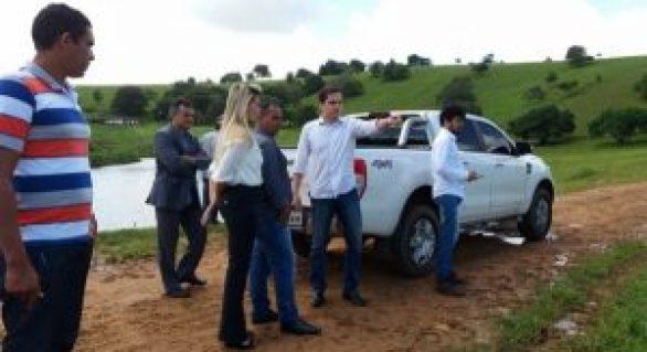 Semarh e prefeitura se reúnem para tratar sobre crise hídrica