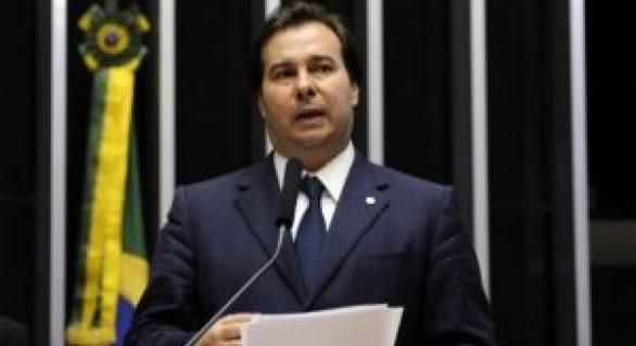 """Para Renan, governo Temer já foi: """"Maia pode ser uma saída"""""""
