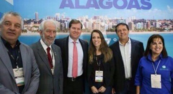 Destino Maceió é promovido em feira internacional em Foz do Iguaçu