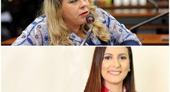PRTB e PTdoB lançam chapa feminina para federal, com Rosinha e Fabiana Lira