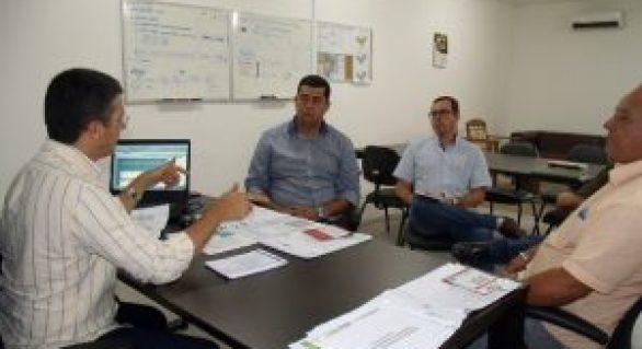 Emater e Junqueiro definem detalhes de termo de cooperação