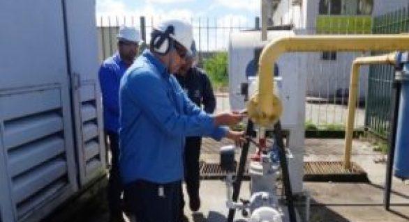 Gás natural: Arsal fiscaliza mais de 30 unidades consumidoras em julho