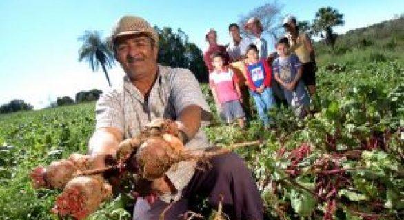 Governo entrega patrulha mecanizada agrícola para agricultura familiar