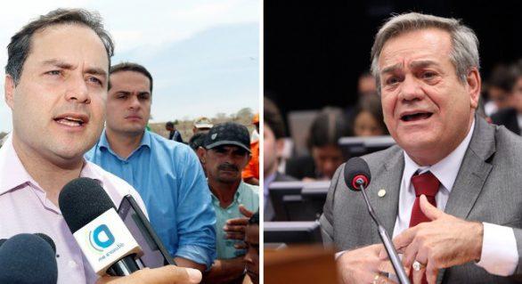 Lessa dá sinais de que vai para a reeleição e diz que Renan Filho é favorito em 2018