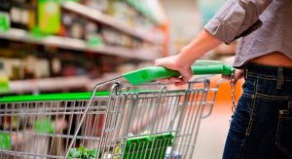 Vendas nos supermercados crescem 0,95% no semestre