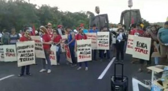 MST invade fazendas de amigo de Temer, de Ricardo Teixeira e da família de ministro da Agricultura