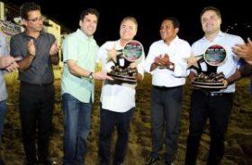 Vaqueiros reconhecem luta do senador Renan Calheiros em defesa da vaquejada