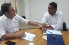 Cada vez mais próximo do governador, Júlio Cézar sinaliza voto em RF para 2018
