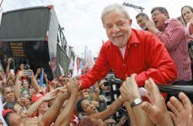 Ex-presidente Lula pode receber homenagem da Assembleia Legislativa durante sua visita a AL