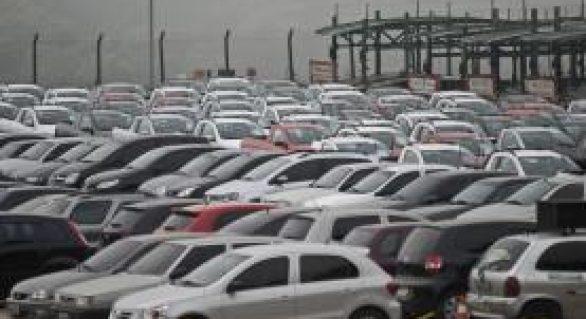 Vendas de veículos aumentam 1,9% em julho de 2017, diz Anfavea