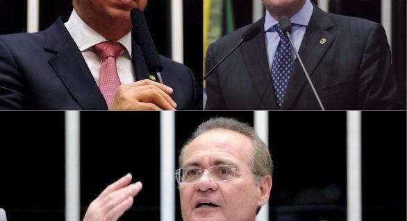 """Arthur Lira, Collor e Renan estão ente os """"cabeças"""" do Congresso Nacional"""