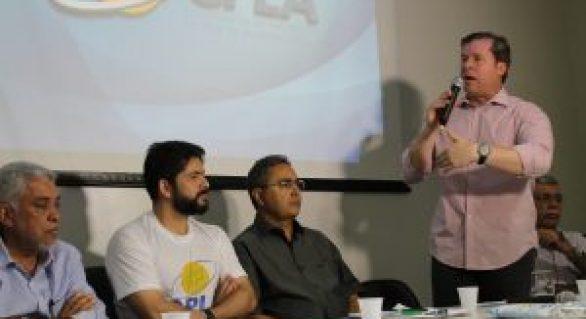 Marx Beltrão anuncia liberação de R$ 7,5 mi para regularizar pagamentos