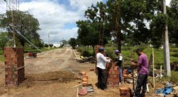 Parque Mair Amaral está no final da preparação para Expo Bacia Leiteira