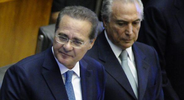 Efeito colateral: retaliação de Temer contra Renan pode prejudicar alagoanos