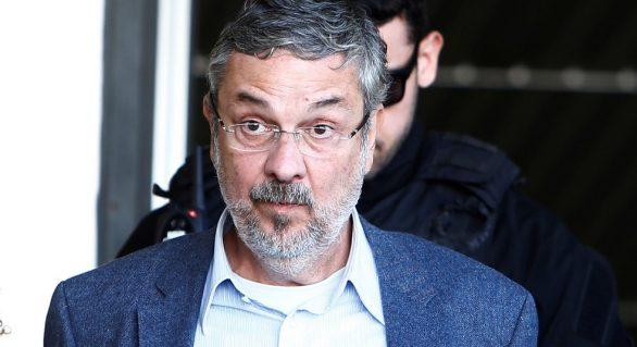 Palocci depõe hoje em processo da Lava Jato que envolve Lula e Odebrecht