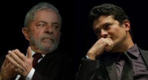 Ministro do STJ nega pedido de suspeição de Moro feito por defesa de Lula