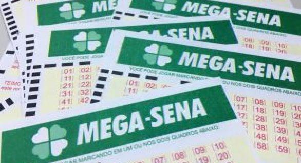 Mega-Sena pode pagar R$ 40 milhões nesta quarta
