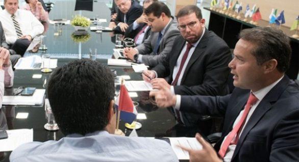 Estado busca novos recursos em Brasília para infraestrutura hídrica