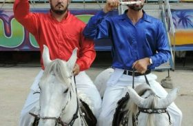 Tradicional Cavalhada marca abertura oficial da 67ª Expoagro/AL