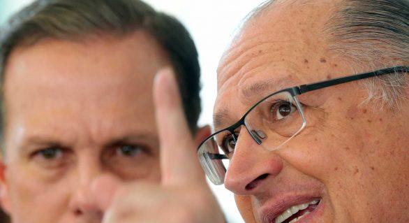 Doria cogita ser vice de Alckmin e diz que aliança seria estratégica