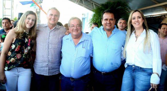 Aliado de Rui Palmeira deve votar com Renan em 2018