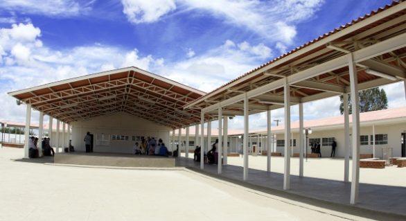 Governo abre licitação para construção de quatro escolas estaduais