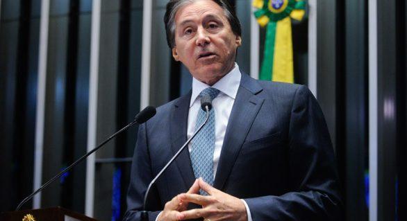 Eunício Oliveira diz que pauta econômica é prioridade no Senado