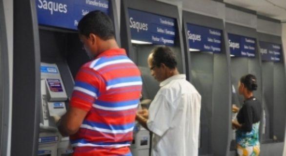 Governo libera pagamento da primeira faixa salarial nesta terça-feira (31)