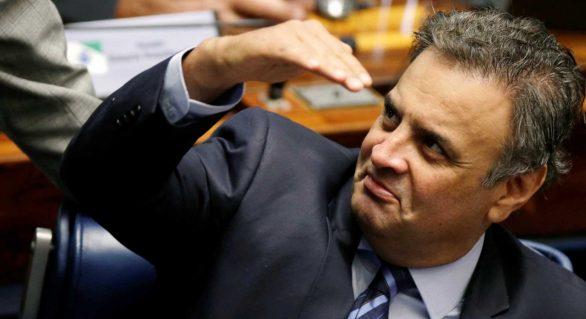 Senado diz ao STF que não cabe 'medida cautelar penal' a congressistas