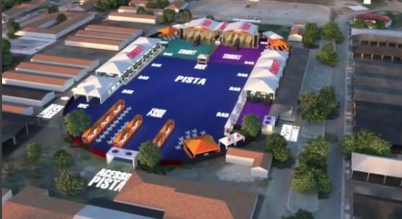 Arena Expoagro conta com nova estrutura para o público nas noites de shows