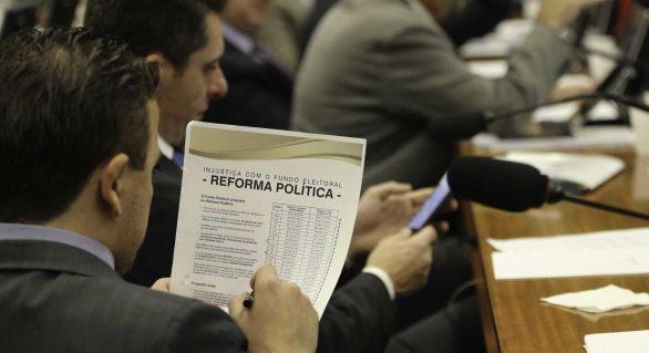 Congresso tem até sexta-feira para votar reforma política