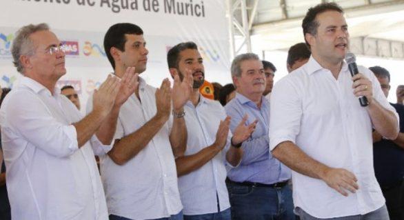 Coligação de Renan Filho para 2018 já conta com pelo menos 16 partidos