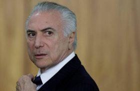 Temer é o presidente mais impopular do mundo, diz Eurasia