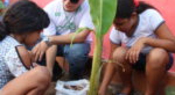 IMA leva projeto de fossas agroecológicas para o sertão alagoano
