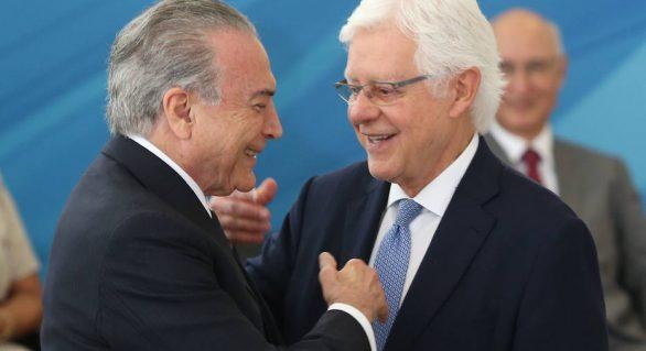 Governo quer aprovar reforma da Previdência ainda este ano, diz Moreira Franco