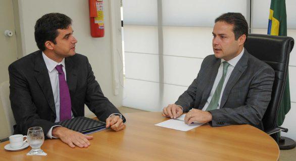 Após conversas com RF e Rui, Podemos terá chapa proporcional e analisa majoritária